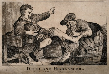 Highland Supermen: The Scottish Soldier as Heroic Surgical Patient, 1800-1914. Part 2