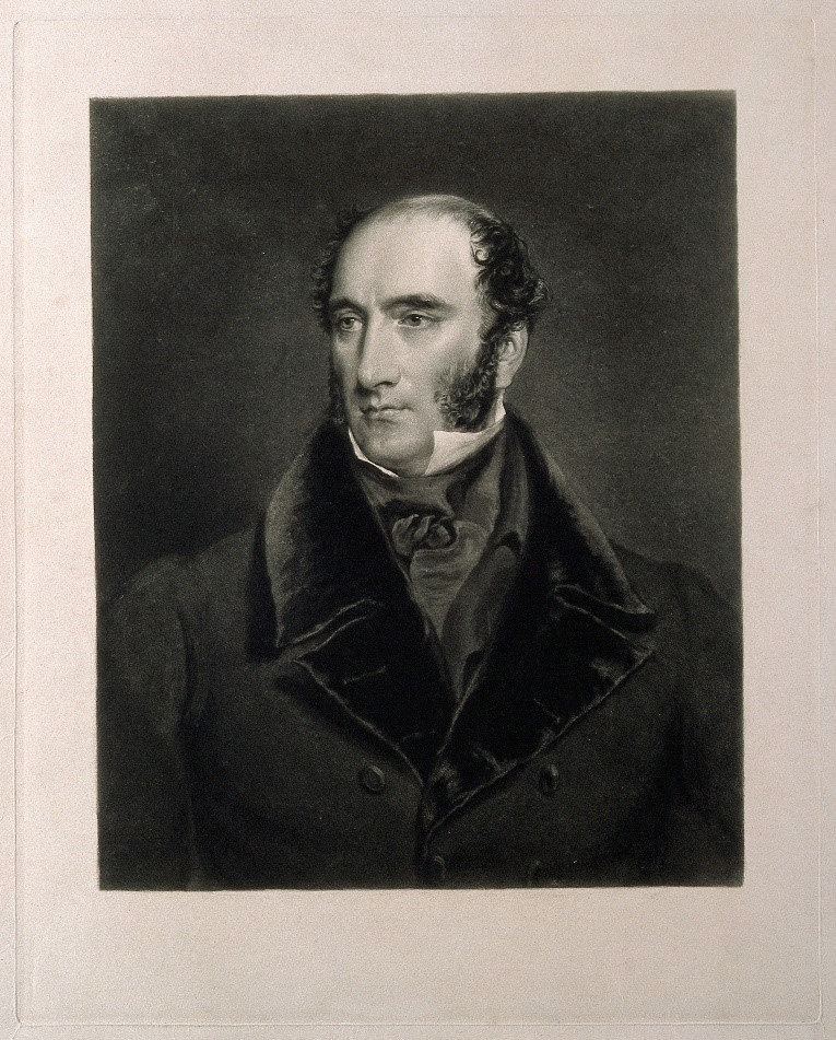 Robert Liston. Mezzotint by J. C. Bromley (1839) after F. Grant. Wellcome Images.